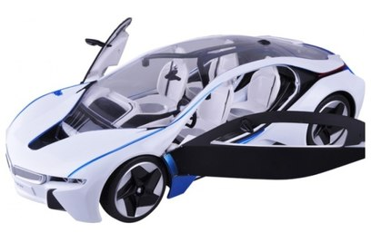 MZ BMW i8 (автомодель; 1:8)