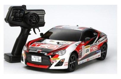 Tamiya XBS Gazoo Racing TRD 86 (2.4ГГц)