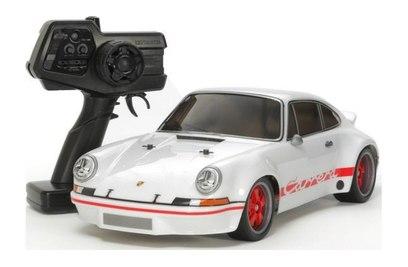 Tamiya XB 911 Carrera White (TT-01E) (2.4ГГц)