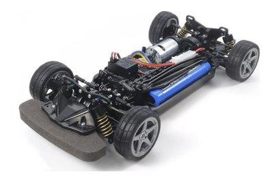Tamiya TT-02 Type-S (набор для сборки без кузова)