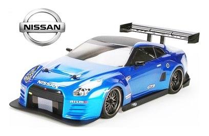 Vaterra Nissan GTR GT3 V100-C 4WD