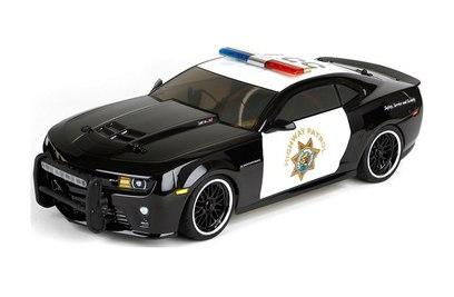 Vaterra Chevrolet Camaro 2012 ZL-1 V100-S 4WD (Police)