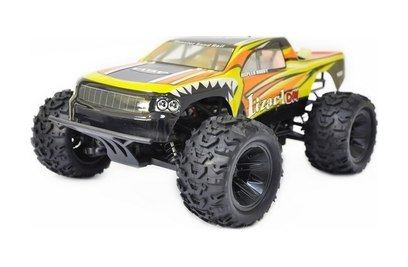 HSP Monster Sand Rail Lizard DM 4WD (трагги; 1:18)