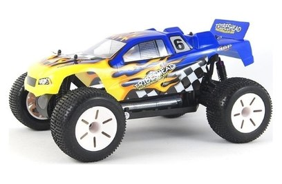 HSP Tribeshead Pro 4WD (трагги, 1:10)