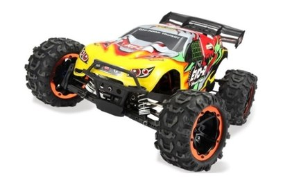 Remo Hobby Evo-R RH8065 Brushless 4WD (трагги)