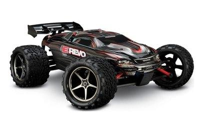 Traxxas E-Revo VXL 4WD (трагги, 1:16)