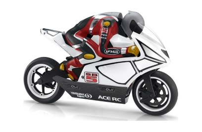 Радиоуправляемый мотоцикл RACING BIKE KIT SB5