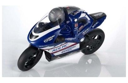 Радиоуправляемый мотоцикл SB5 синий