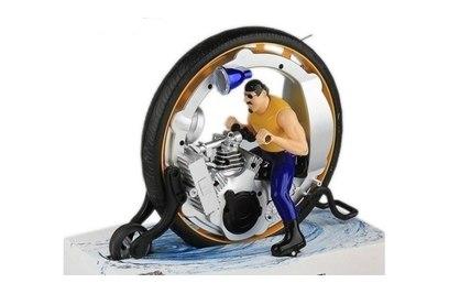 Радиоуправляемый моноцикл Longhui Toy