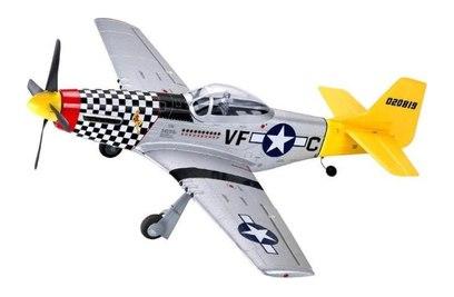 Радиоуправляемый самолет Art-Tech P-51D Mustang 2.4G - 21084
