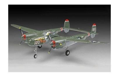 Радиоуправляемый самолет Art-Tech 400 Class Lockheed P-38 Lightning 2.4G - 21681