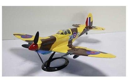 Радиоуправляемый самолет FreeWing Spitfire MK.IXC PNP