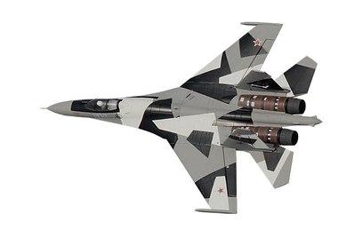 Радиоуправляемый самолет FreeWing Su-35 Flanker-E PNP
