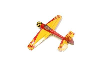 Радиоуправляемый самолет Goldwing RC YAK55M 50 3D B ARF 2.4G
