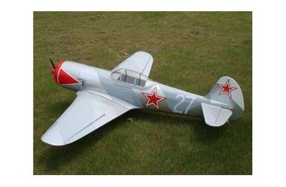 Радиоуправляемый самолет CYmodel ЯК-3 (YAK-3U)