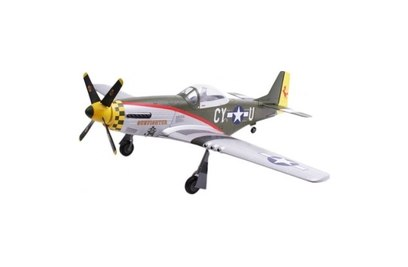 Радиоуправляемый самолет Art-Tech P-51D Gunfighter Commemorative Edition EPO 2.4G
