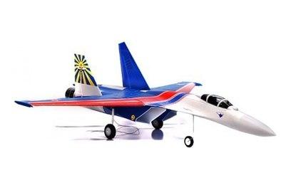 Радиоуправляемый самолет Art-Tech Су-27 Русские Витязи V2 Brushless 2.4G