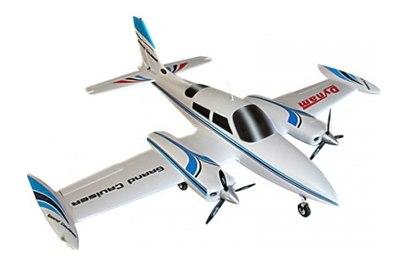 Радиоуправляемый самолет Dynam Cessna 310 2.4G