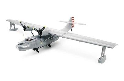 Радиоуправляемый гидроплан Dynam PBY Catalina 2.4G
