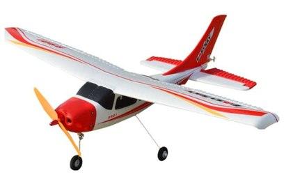 Радиоуправляемый самолет EasySky Cessna Red Edition 2.4G