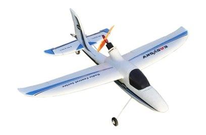 Радиоуправляемый самолет EasySky Sport Plane White Blue Edition 2.4G