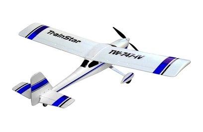 Радиоуправляемый самолет Volantex TW747-4 Trainstar б|к 2.4Ггц