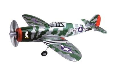 Радиоуправляемый самолет Volantex TW748-3 P47 Thunderbolt 2.4Ггц
