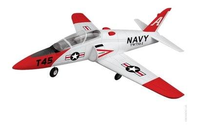 Радиоуправляемый самолет TW750-1 T45 JET PNP