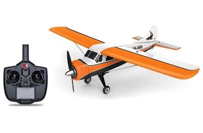 Радиоуправляемый самолет XK Innovations A600 (DHC-2 Beaver) 3D RTF с автопилотом