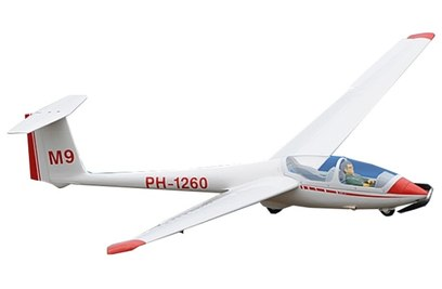 Радиоуправляемый планер Ask-21 Electric 3200 ARF 1|5 Scale
