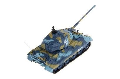 Радиоуправляемый танк Heng Long King Tiger 1:72 2.4G