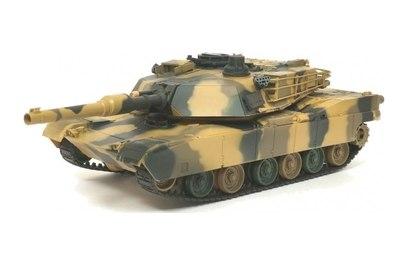 Heng Long M1A2 Abrams Tank 1:24 40МГц