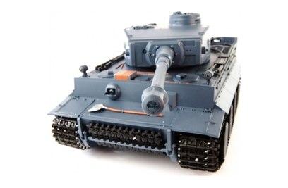 Радиоуправляемый танк Heng Long Tiger (Тигр) 1:16 40Mhz