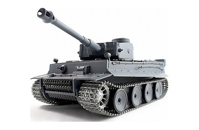 Р/у танк Heng Long German Tiger Pro 1:16 40Mhz