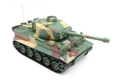 Tiger I 3828-1 ИК-версия 1:26 танк на радиоуправлении