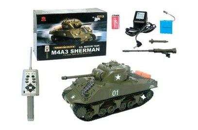 Heng Long Sherman M4 1:30 40Mhz