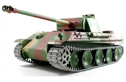 Р/у танк Heng Long Panther Type G 1:16 40Mhz