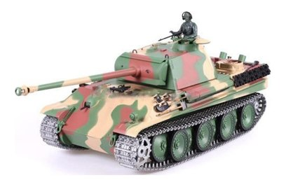 Р/у танк Heng Long Panther (Пантера) Type G 1:16 40Mhz