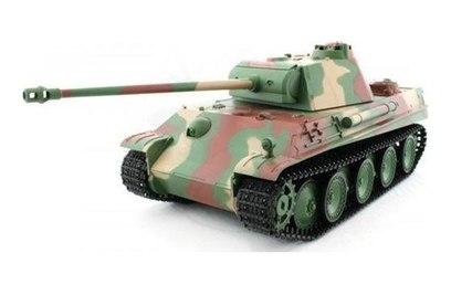 Р/у танк Heng Long German Panter Type G 1:16 40Mhz