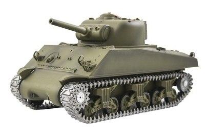 Р/у танк Heng Long M4A3 Sherman 1:16 40Mhz