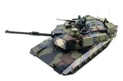 Р/у танк Heng Long US M1A2 Abrams PRO 1:16 2.4G