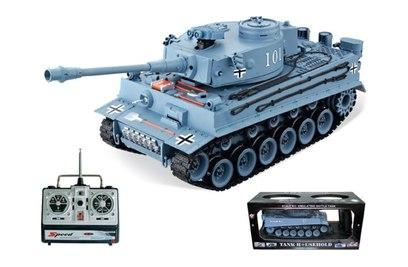 Радиоуправляемый танк HouseHold Tiger 1:20 40Mhz
