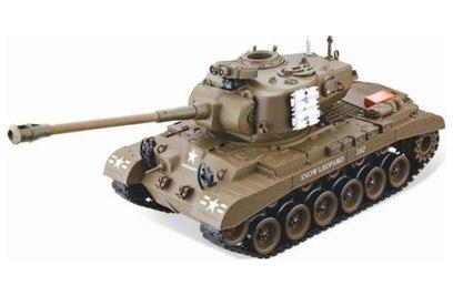 Радиоуправляемый танк HouseHold 4101-4 1:20 27Мгц (Танки; 1:20)