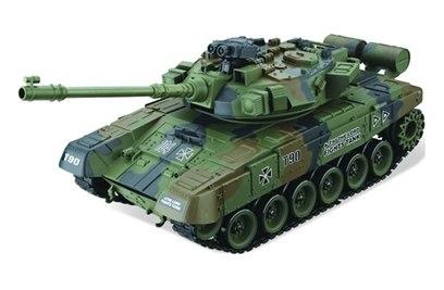 Радиоуправляемый танк CS Russia T-90 Владимир 1:20 40Mhz