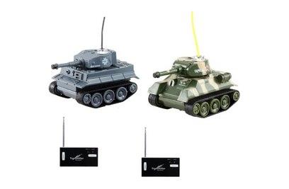 Танковый бой Happy Cow Battle Tank-X 1:64