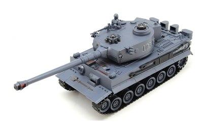 Радиоуправляемый танковый бой MYX T34 Tiger 1:28