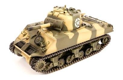 Танк VSTank M4 Sherman Desert Camouflage 1:24 2.4G