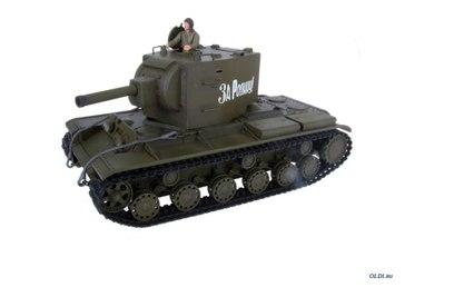 Радиоуправляемый танк VSTank Russia КВ-2 1:24 2.4G