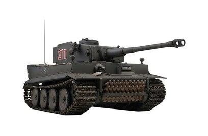 Радиоуправляемый танк VSTank Tiger I 1:24 2.4G