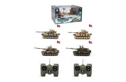 Р/у мини танк для танкового боя - 9819